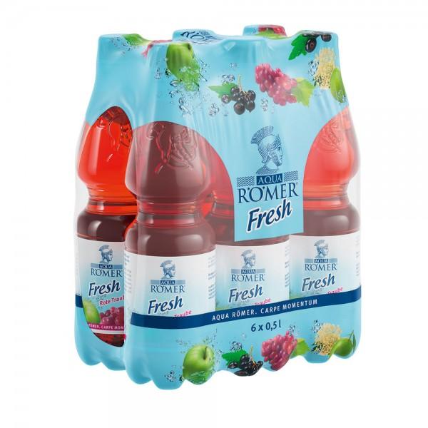 Fresh Apfel - Rote Traube