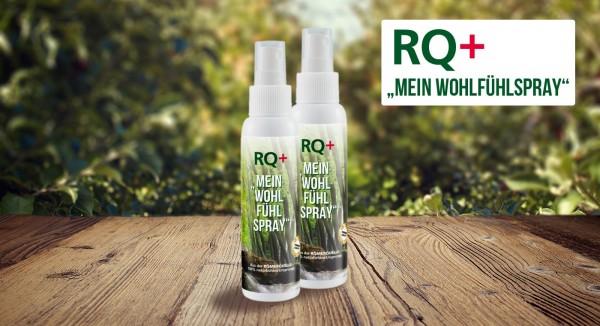 RQ+ Wohlfühlspray 100ml