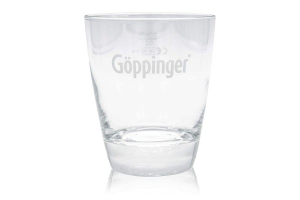 Göppinger Becherglas 0,2l geeicht
