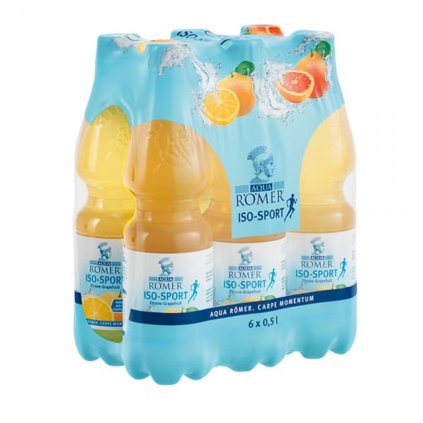 ISO-SPORT Zitrone Grapefruit